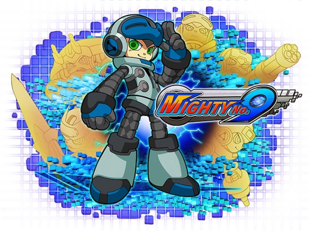 Mighty No. 9 - Arte
