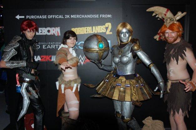 PAX Prime 2015 - Galeria de cosplays (1)