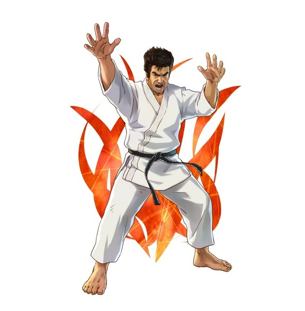 Project X Zone 2 - Segata Sanshiro