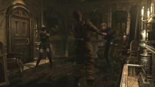 Resident Evil 0 - Wesker mode (2)