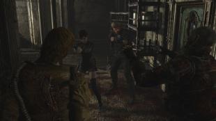 Resident Evil 0 - Wesker mode (3)