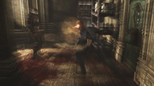 Resident Evil 0 - Wesker mode (5)
