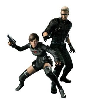 Resident Evil 0 - Wesker mode (7)