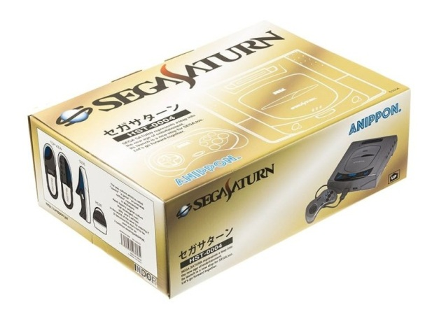 Sega Saturn - Tenis