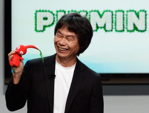 Shigeru Miyamoto - Pikmin