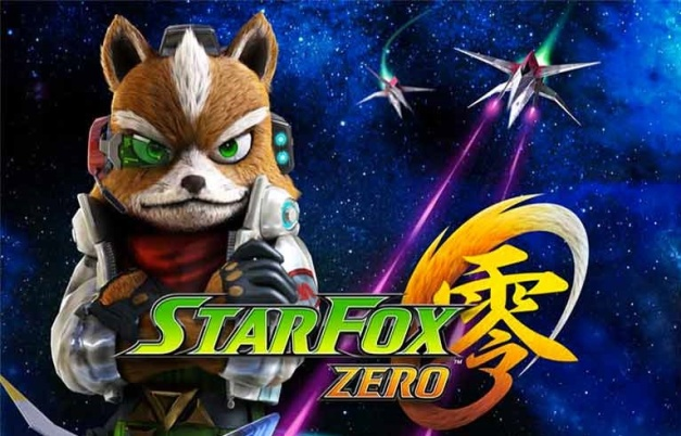 Star Fox Zero - Logo