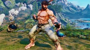 Street Fighter V - Trajes de preorden (7)
