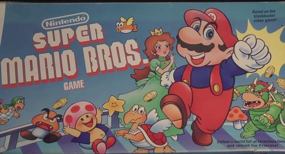 Super Mario Bros - Juego de mesa