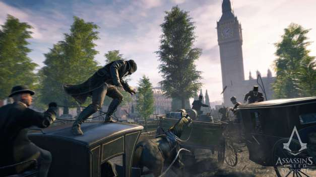 Assassin's Creed Syndicate - Screenshot
