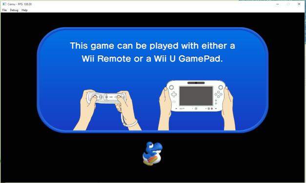 Cemu (Emulador Wii U) - New Super Mario Bros U