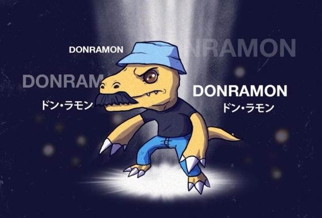 Digimon - DonRamon
