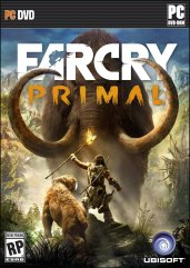 Far Cry Primal - Box art (PC)