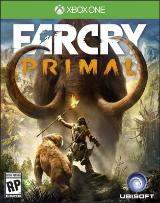 Far Cry Primal - Box art (Xbox One)