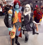 New York Comic-Con 2015 - Galeria cosplay (2)