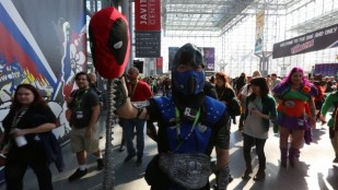 New York Comic-Con 2015 - Galeria cosplay (58)