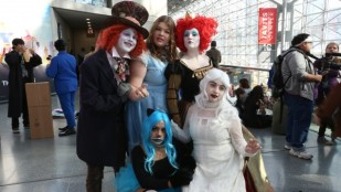 New York Comic-Con 2015 - Galeria cosplay (96)