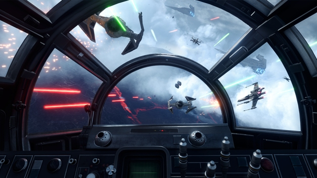 Star Wars Battlefront  - Screenshot
