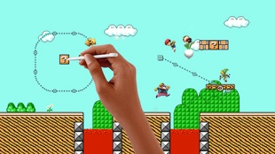 Super Smash Bros. for Wii U & 3DS - Stages Septiembre 2015 (DLC) (Super Mario Maker stage)