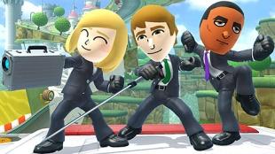 Super Smash Bros. for Wii U & 3DS - Trajes actualizacion Septiembre 2015 (DLC) (Businnes Suit)