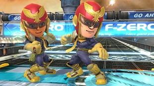 Super Smash Bros. for Wii U & 3DS - Trajes actualizacion Septiembre 2015 (DLC) (Captain Falcon Outfit)