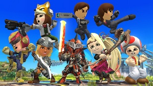 Super Smash Bros. for Wii U & 3DS - Trajes actualizacion Septiembre 2015 (DLC) (Costume bundle) (1)