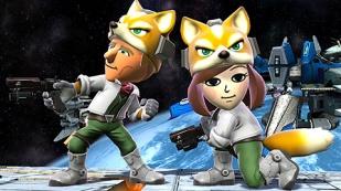 Super Smash Bros. for Wii U & 3DS - Trajes actualizacion Septiembre 2015 (DLC) (Fox Outfit)