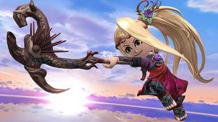 Super Smash Bros. for Wii U & 3DS - Trajes actualizacion Septiembre 2015 (DLC) (Viridi Outfit)