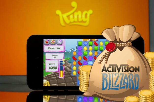 Activision Blizzard - Adquisicion de King Digital