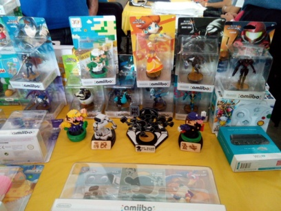 GAMACON 2015 - amiibos custom (1)