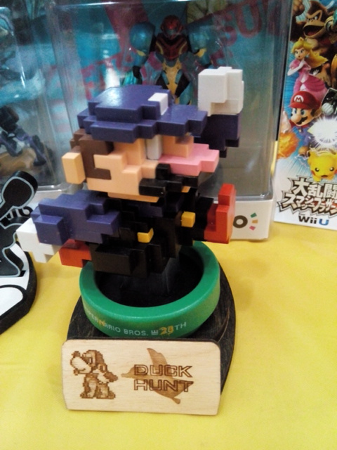 GAMACON 2015 - amiibos custom (6)