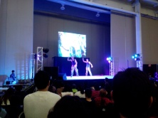 GAMACON 2015 - Escenario (Cover Dance)
