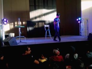 GAMACON 2015 - Escenario (Héctor Jiménez)