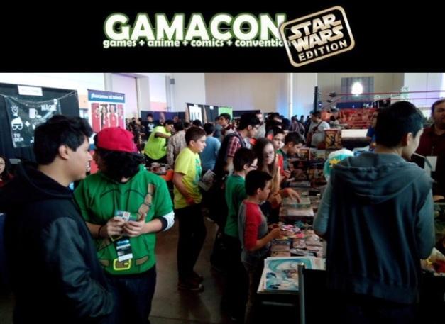 GAMACON 2015