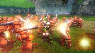 Hyrule Warriors Legends - Linkle Screenshots (1)