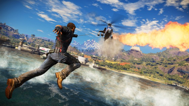 Just Cause 3 - Screenshot