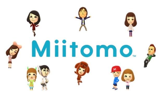 Miitomo - Logo