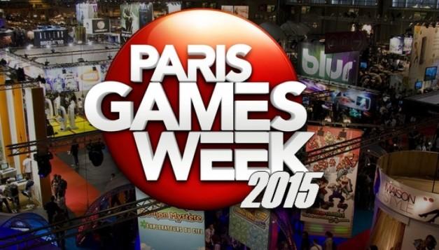 Paris Games Week 2015 - Logo