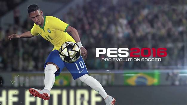 PES 2016 - Logo
