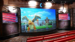 Pokemon Expo Gym - Charizard Battle Coliseum (4)