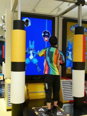 Pokemon Expo Gym - Galeria (Atracciones) (12)
