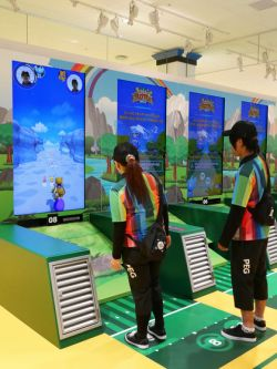 Pokemon Expo Gym - Galeria (Atracciones) (25)