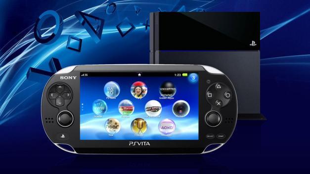 PS Vita & PS4