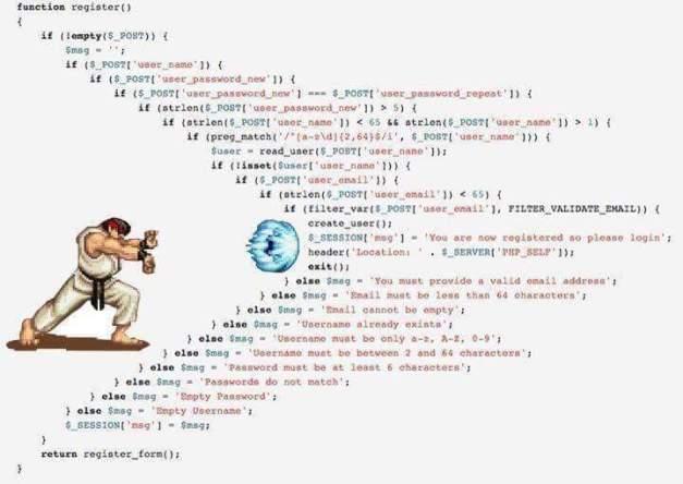 Ryu - Programar