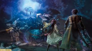 Valkyria Azure Revolution - Primeras imagenes (2)