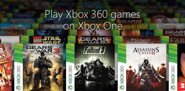 Xbox One - Lista de juegos de Xbox 360 retrocompatibles