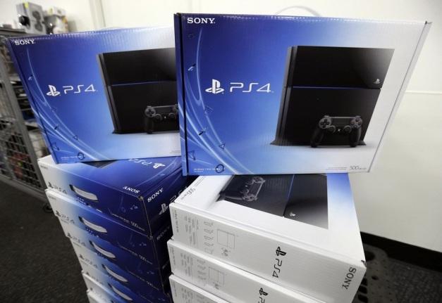 PS4 - Ventas