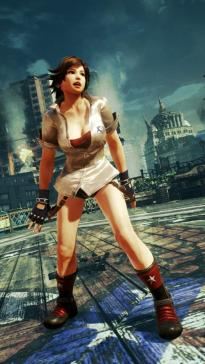 Tekken 7 Fated Retribution - Nuevo look personajes (4)