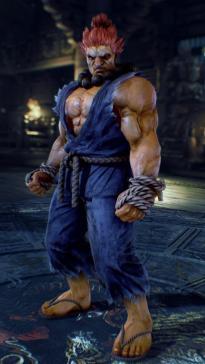 Tekken 7 Fated Retribution - Nuevo look personajes (5)