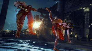 Tekken 7 Fated Retribution - Screenshots (1)