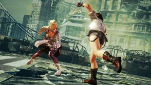 Tekken 7 Fated Retribution - Screenshots (3)